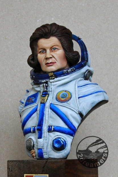 Space Adventurer 4 - Valentina Tereshkova