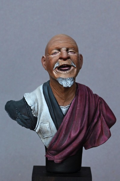 Happy Monk I