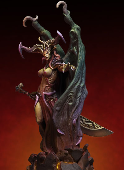Nalach, Evil Shadow (54mm)