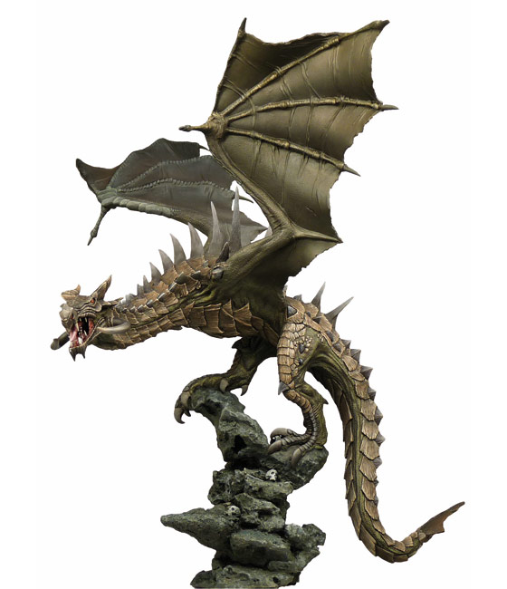 Winged War Dragon (54mm)