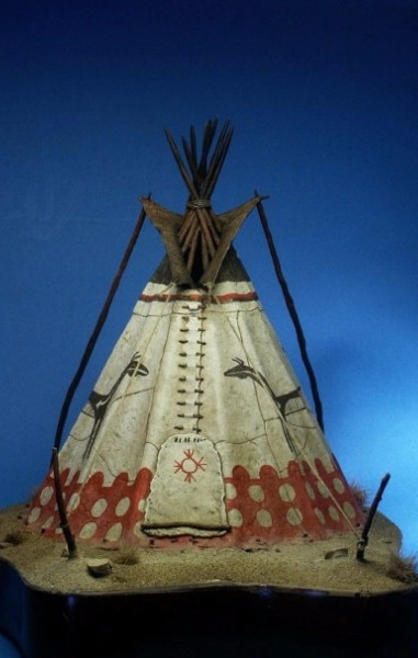 Tepee (North American Plains Indians)