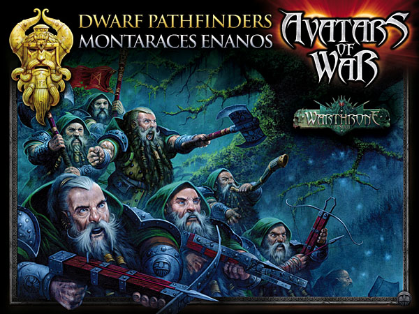 Dwarf Pathfinders box