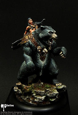 The Forest Guardian and Broadfoot - Beast Hunters