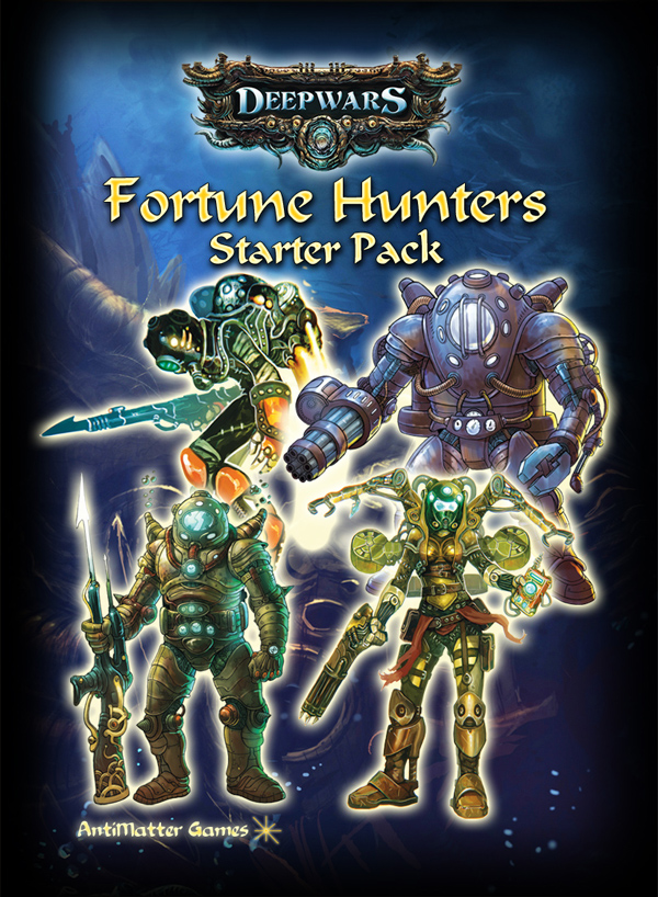 Fortune Hunter Starter Pack