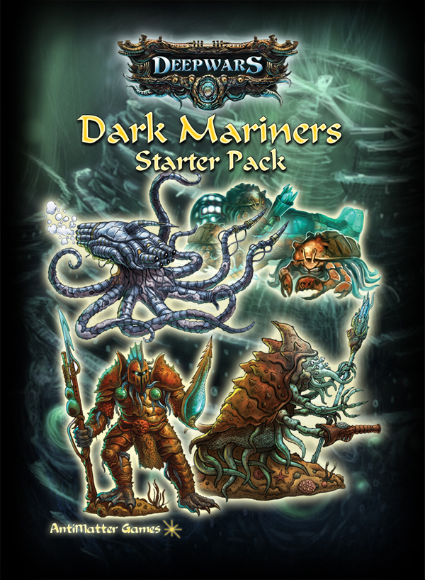 Dark Mariners Starter Pack