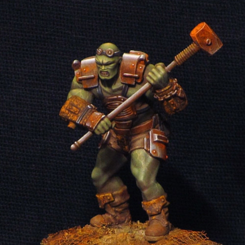 Postapoc Super Mutant (Ogre)
