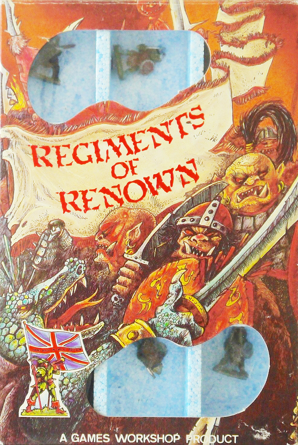 Regiment Of Renown