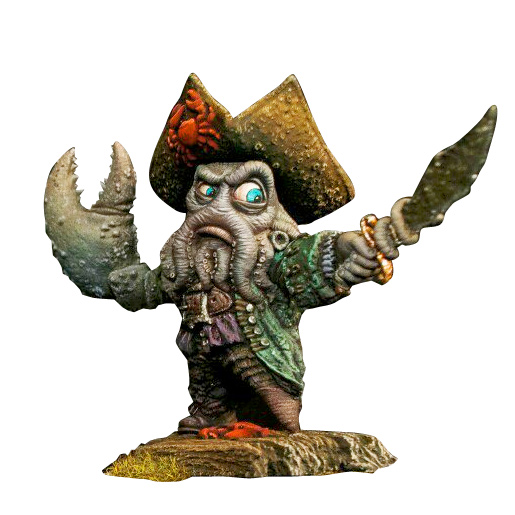 Captain Davy Big Claw