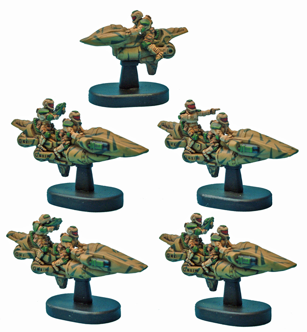 ARC Fleet Mechanised Recon Platoon