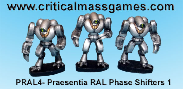 Praesentia Phase Shifter Assault RAL 1