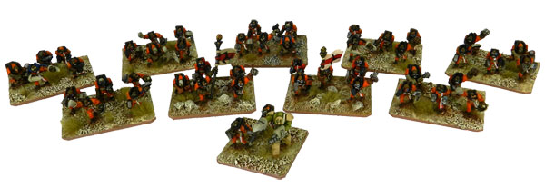 Squamata Imperialis Assault Group