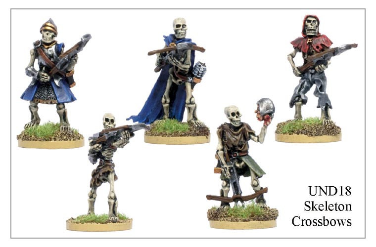 Skeletons with Crossbows