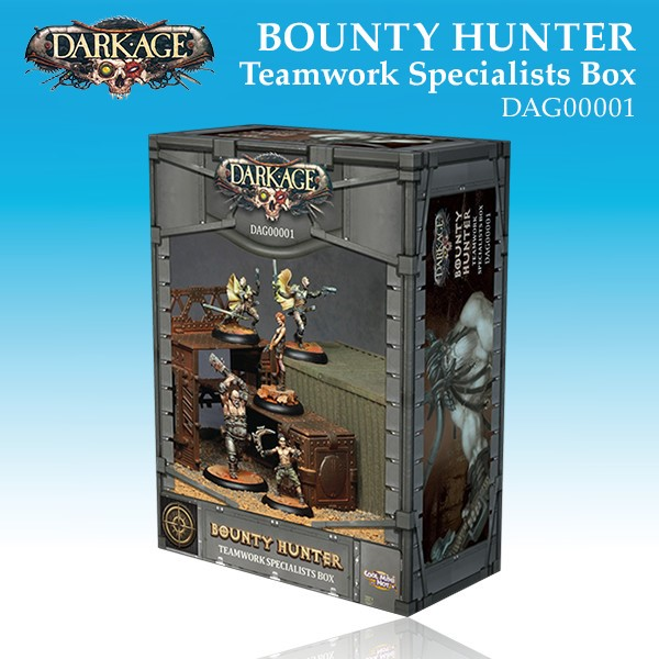 Bounty Hunter Teamwork Specialists Box