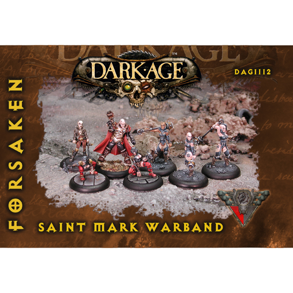 Forsaken Saint Mark Warband