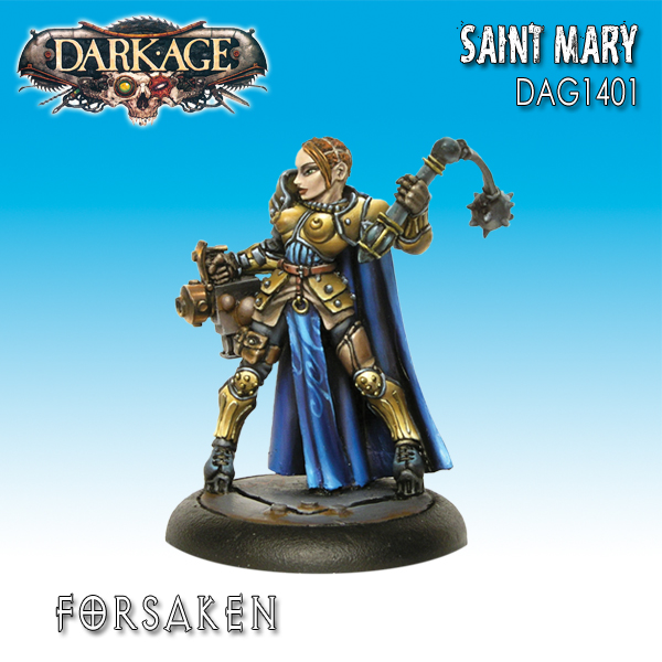 Forsaken Saint Mary