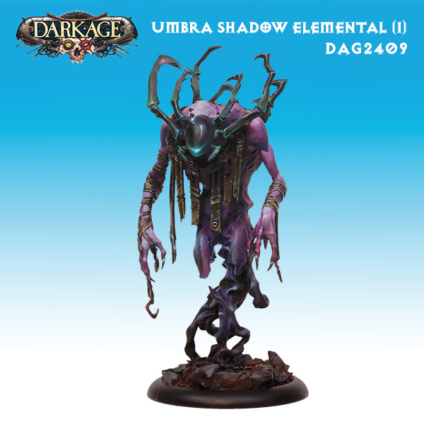 Shadow Caste Umbra Shadow Elemental