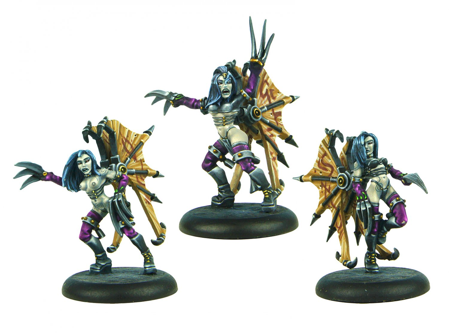 Skarrd Grafted Harpies