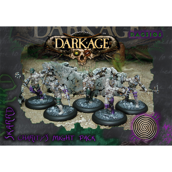 Skarrd Charity's Might Pack