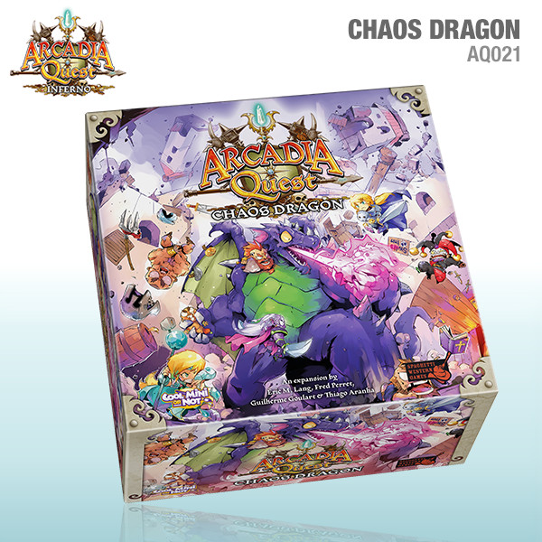 Arcadia Quest: Chaos Dragon