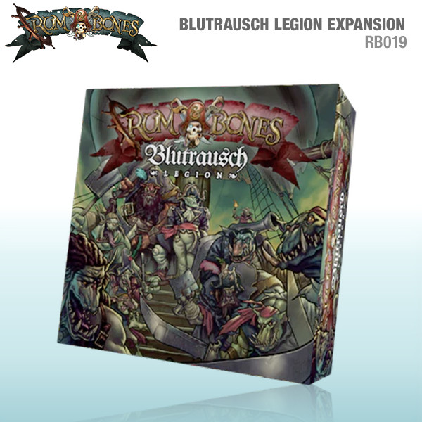 Blutrausch Legion Expansion