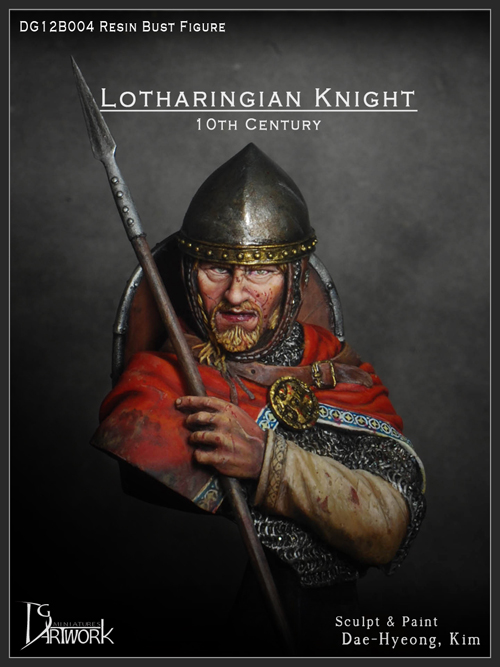 Lotharingian Knight, 10th century