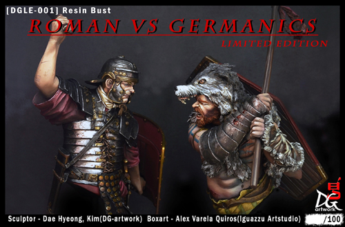Roman vs Germanics (Limited Edition)