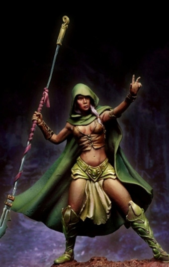Shyra, the Sorceress