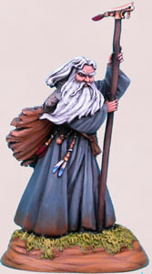 Wizards Dragon - Male Wizard