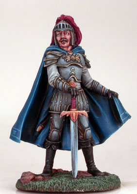 Male Paladin with Broad Sword - Easley
