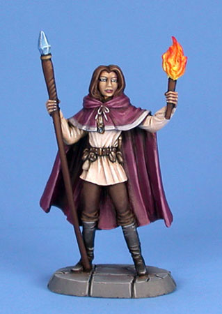 Female Mage - Easley