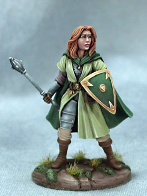 Female Cleric - Easley