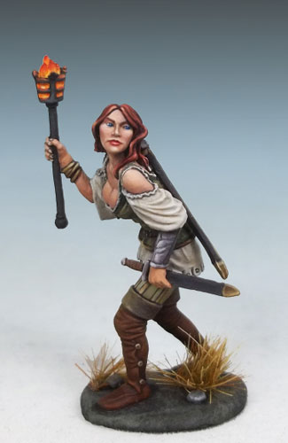 Raven Switchsword - Female Rogue