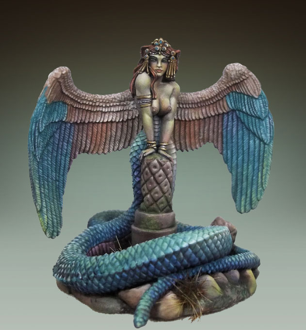 The Guardian Naga