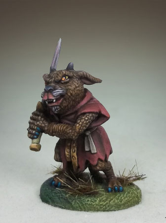 Yap - Kobold Warrior