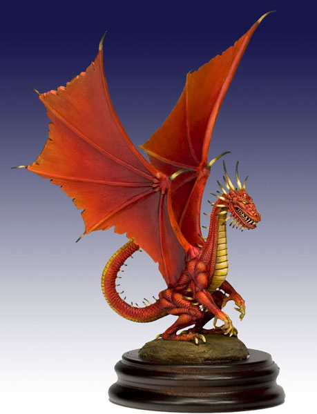 Elmore Dragons Set # 2 - Red Dragon