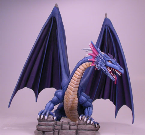 Elmore Dragons Set # 4 - Blue Dragon