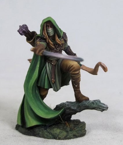 Male Elven Ranger with Bow