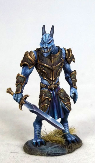 Male Dragonkin Warrior