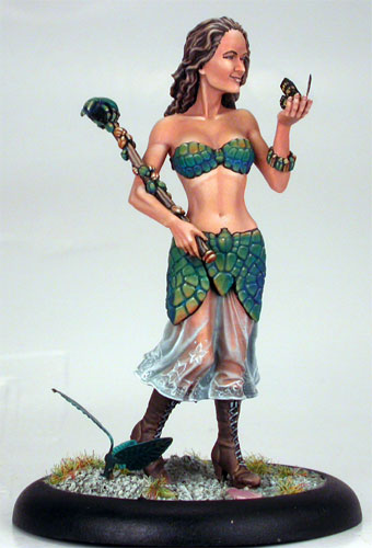 Dark Sword 6th Anniv - Marike Mistress of the Bugs V1 - 54mm