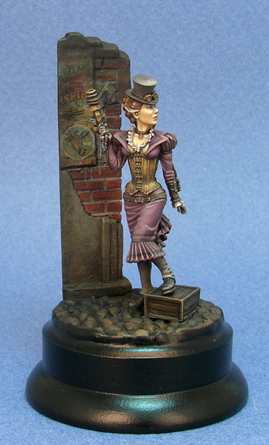 Dark Sword 8th Anniv - SteamPunk Jen Haley
