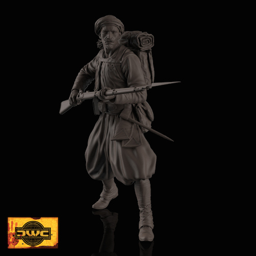 5th New York Zouave (70mm)