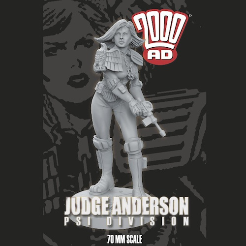 Judge Anderson  (70mm)