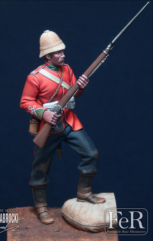 Private, 24th Regiment of Foot, Rorke's Drift, 1879
