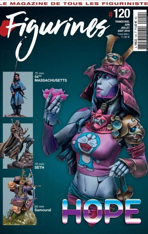 Figurines - Issue 120