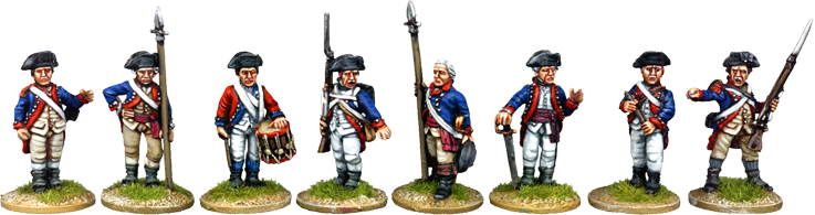 Continental Infantry Command