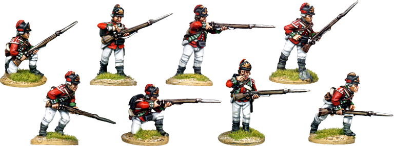 British Light Infantry