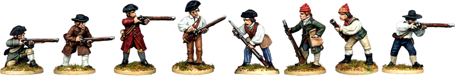 Minutemen Skirmishing
