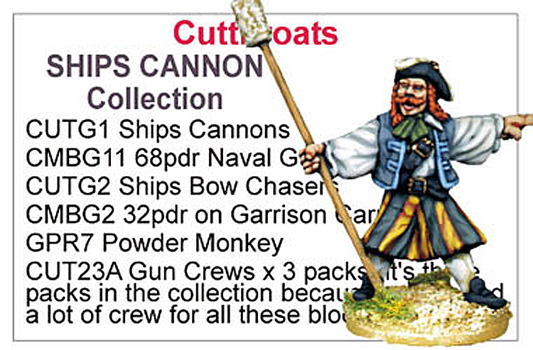 Ships Cannon Collection