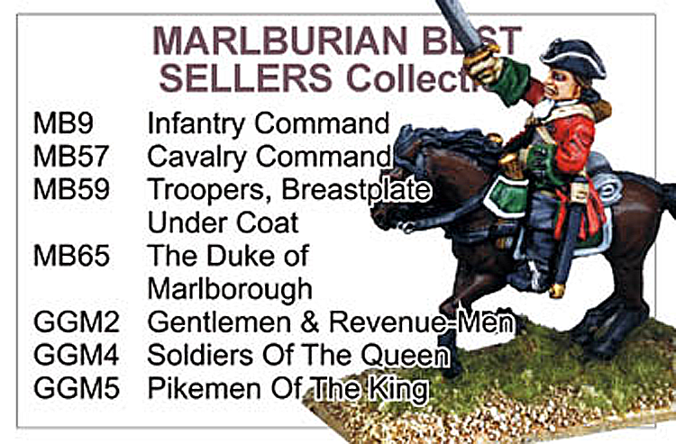 Marlburian Best Sellers Collection