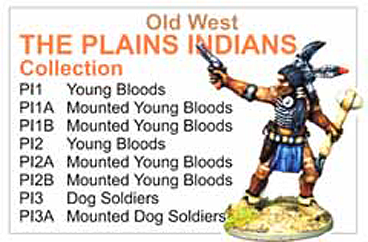Old West The Plains Indian Collection